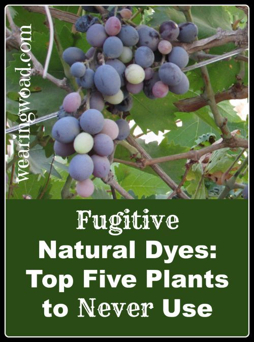 how to make natural dyes for tie dye