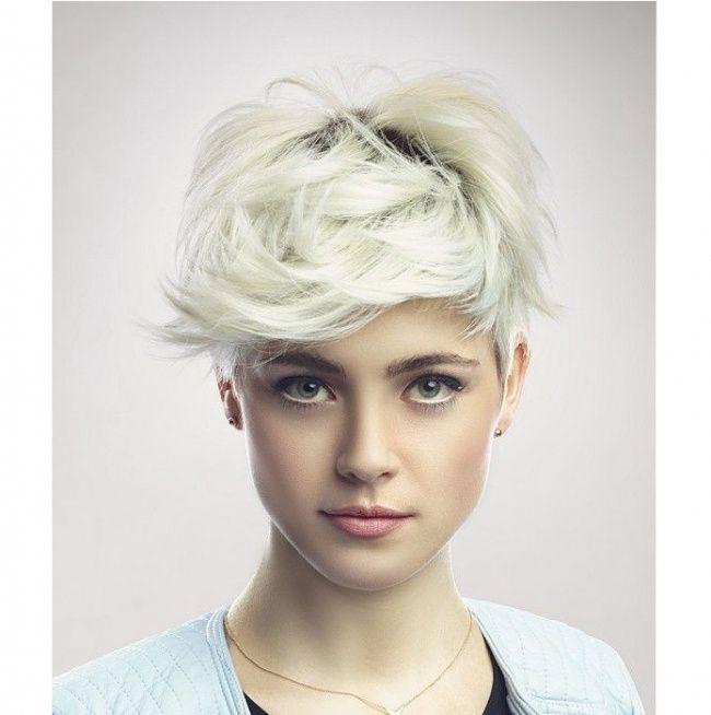 Krótkie fryzury damskie - nowoczesne i bardzo kobiece - Strona 28