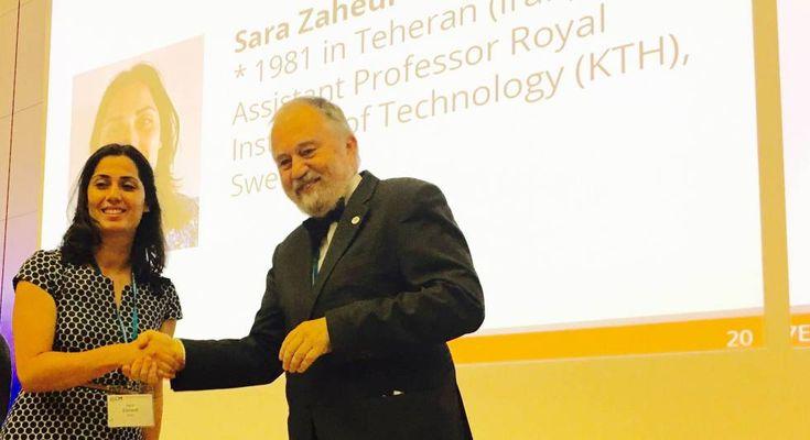 La divulgación de las matemáticas y el futuro de las revistas científicas, a debate en el Séptimo Congreso Europeo de Matemática, que se desarrolla en Berlín