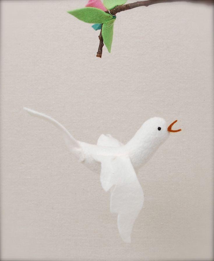 Bird orament 1