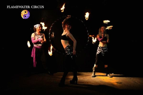 Flamewater Militia Ruby Tuesday Shade Flamewater Izzy Ivy Sydney Fire Twirlers Flamewater Circus#fireshow #fireperformance #firearts #firetwirling #firespinning #firedancing #fireeating #firebreathing #fire #circus #twirl #spin #dance #pyro #Sydneyfiretwirlers #firetwirlers #firespinners #firedancers #fireeaters #firebreathers