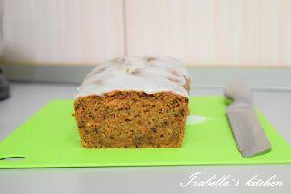 Izabella`s kitchen: Deserturi Din grupul retetelor Daneze, un chec aromat cu morcovi.