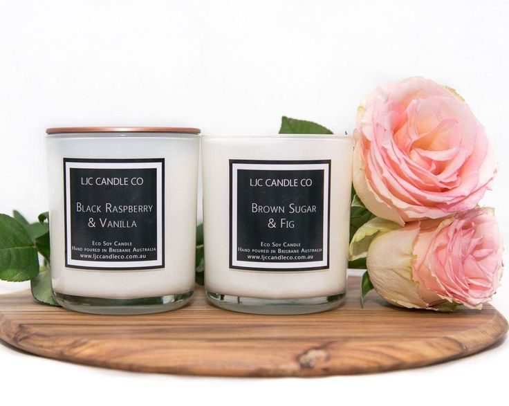 LJC Candle Co Soy Candle The Republic Medium