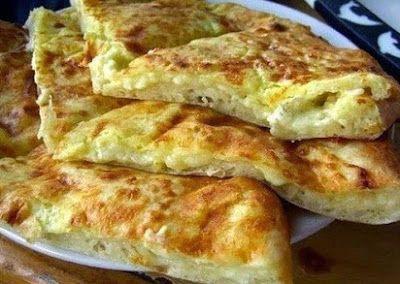 "Быстрое ""хачапури"" к завтраку!"