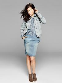 Jean skirt gap – Fashionable skirts 2017 photo blog