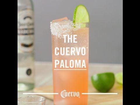 Traditional Paloma | Jose Cuervo