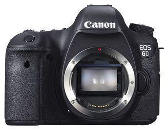 Canon EOS 6D (WG)