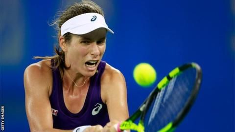 British number one Johanna Konta was overpowered 6-4 6-2 by world number three Agnieszka Radwanska in the final of the China Open.