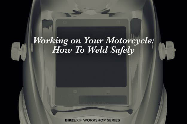 Getting started with motorcycle welding Part II