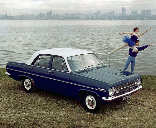 1966 to 1968 Holden HR 4 Door Sedan