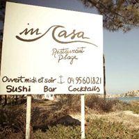 In Casa - Une invitation au voyage sous le soleil de Calvi, exactement.