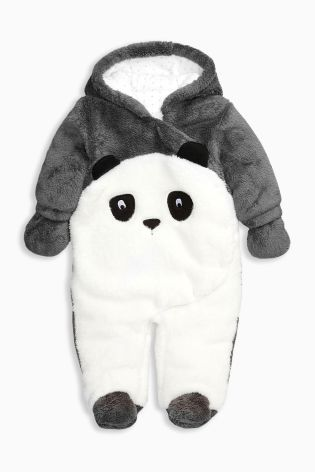 Buy Black/White Panda All-In-One online today at Next: Greece