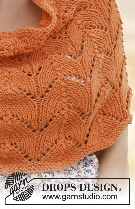 Lace Knitting Pattern Library : Library of a BUNCH of lace stitches! DROPS Pattern Library ...