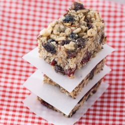 Fuel to Go Protein bars - these are loaded with healthy goodness.