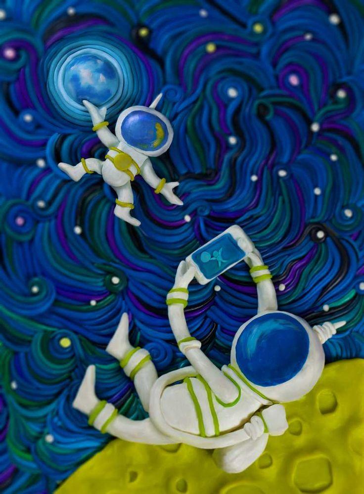 пластилин космос: 16 тыс изображений найдено в Яндекс.Картинках