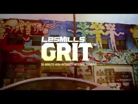LES GRIT CARDIO by LESMILLS à Culture Sports