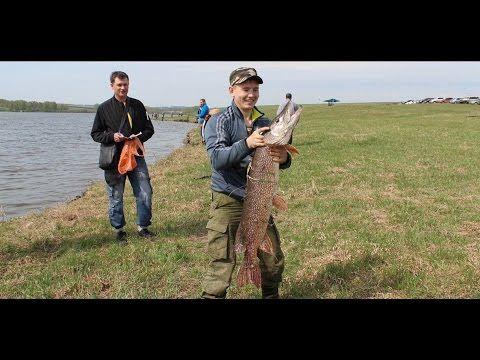 Кемеровская рыбалка  Весенний Хищник 2017