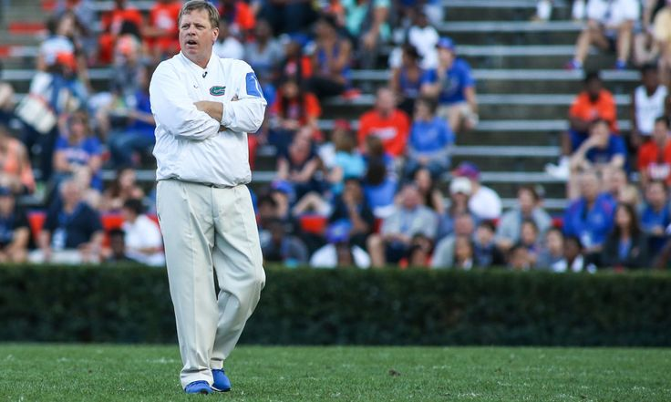 McElwain and Florida at a crossroads at quarterback = After Urban Meyer's tenure at Florida ended, the program was crying out for a rebuild on the offensive side of the ball. It needed someone to take time to strip things down to the studs and start over.  Will Muschamp didn't.....