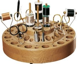 rotating tool caddy - recycle a lazy susan