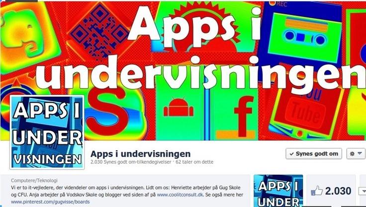 Videndeling omkring brugen af Apps i undervisningen i samarbejde med Henriette, Gug Skole