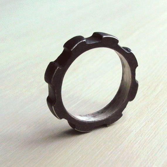 Best 25+ Gear ring ideas on Pinterest   Steampunk rings, Watch ...