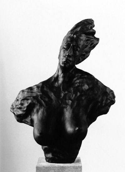 Yolande Biver: Sculptures 1996-1998