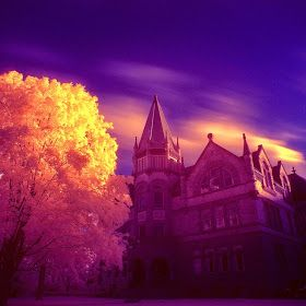 Infrared Architectural Photography