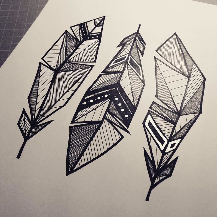 Drawing With Lines And Shapes : Blxckink by scarecrowandocean … pinteres…