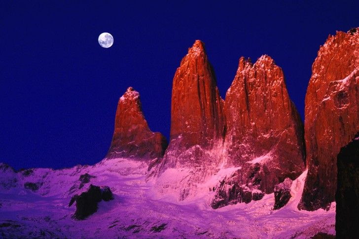 #8 How is this place so pretty?  Torres del Paine National Park, Patagonia, Chile.