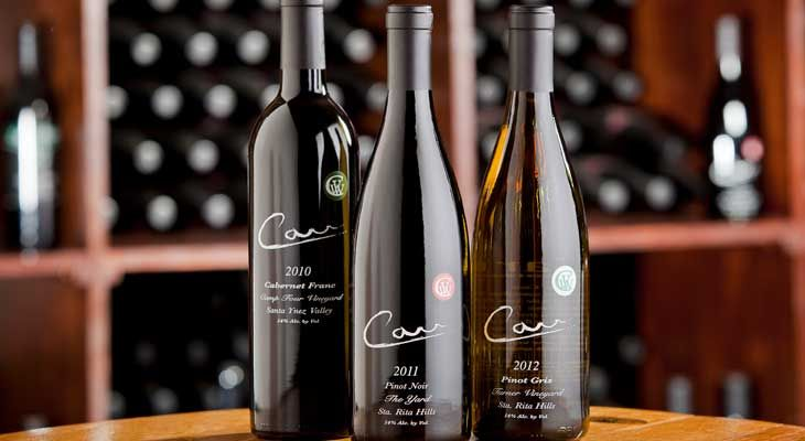Carr Vineyards & Winery - Handcrafted Wines, Vineyard Mgmt.