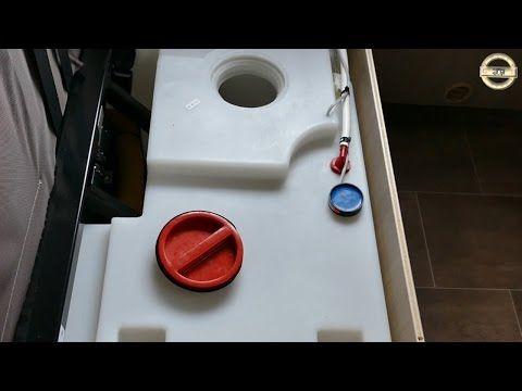 Wasserhygiene im Wohnmobil - YouTube