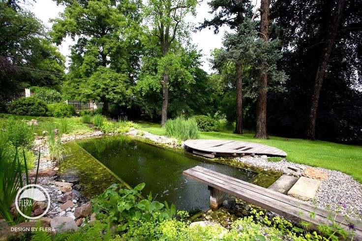 #landcape #architecture #garden #bio #pond