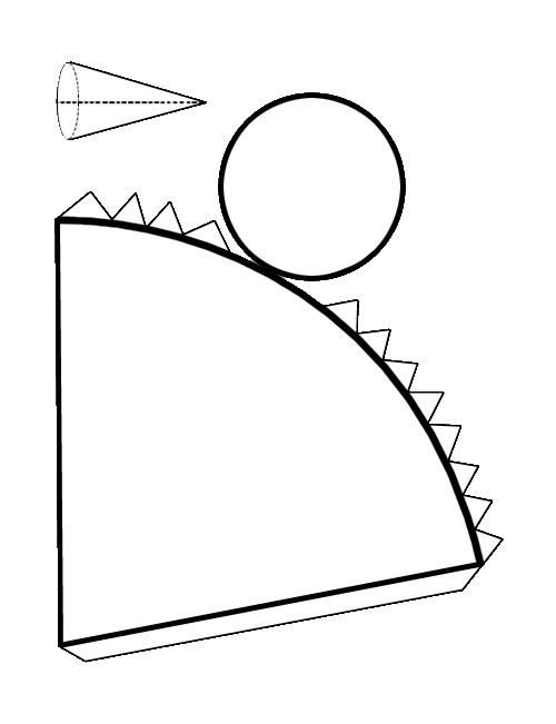 Decorando con figuras geométricas