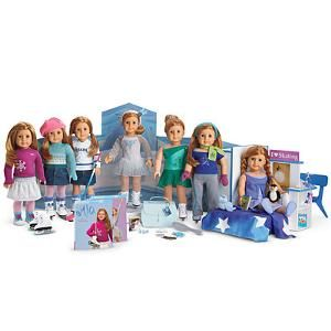 Ice Skating Dolls For Cakes