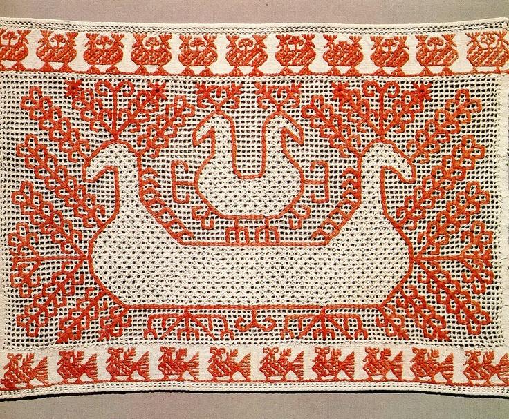 Россия.Конец полотенца.1891 год