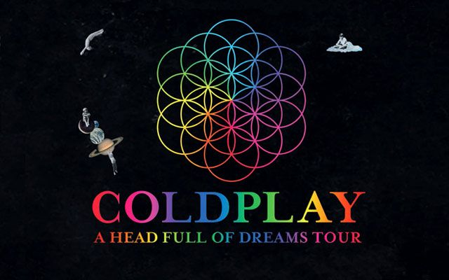 COLDPLAY - Head Full of Dreams Tour in 2016 - Tickets & music - kwasiAFRICA