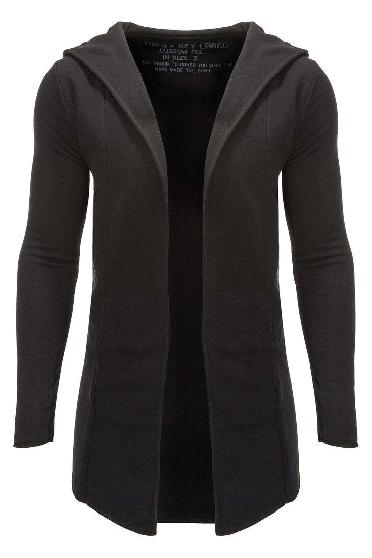 Already seen: Key Largo Men's Sweat Jacket Lightweight Jacket With Hood  Now only 59,95€  Get this offer: https://www.viverni.com/eu/key-largo-herren-sweatjacke-leichte-jacke-mit-kapuze_5?utm_content=bufferc284b&utm_medium=social&utm_source=pinterest.com&utm_campaign=buffer