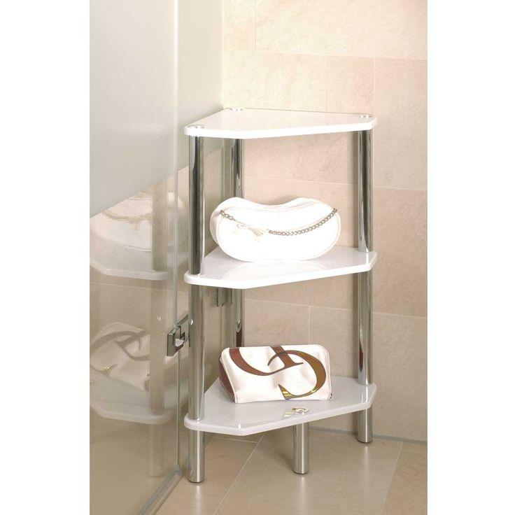 Best 25+ Badezimmer Regal ideas on Pinterest   Toilette an der ...   {Eckregal hängend 64}