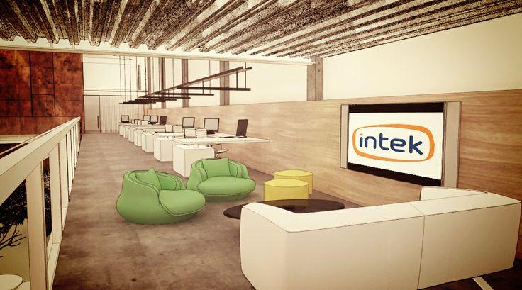 Intek (2014) Project, Works Management and Construction #Diseño #Design #Arquitectura #Architecture #Corporative #Branding #Empresas http://vanguardaarchitects.com/what-we-do.php?sec=corporative-branding&project=164
