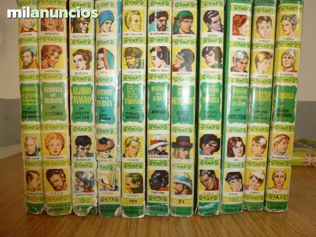 coleccion-historias-bruguera-años-50-
