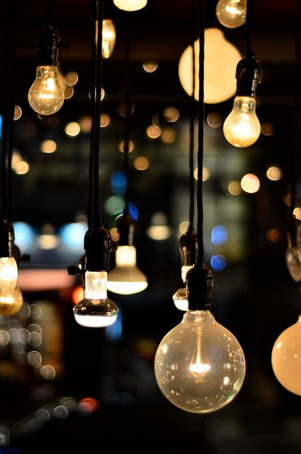 I'd love to have lights like these in my future home