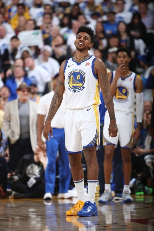 Nick Young. Nick Young Tracy Mcgrady 8fdc6d80c