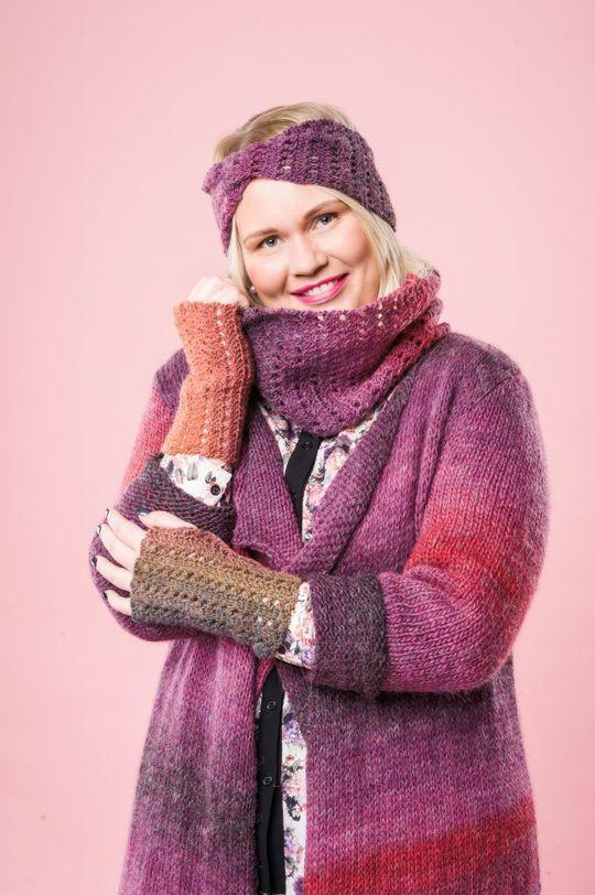 Novita Kevät 2015 -lehti | Novita knits