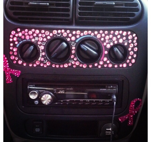 Bedazzled Car Girly Car Pinterest Cars And Awesome