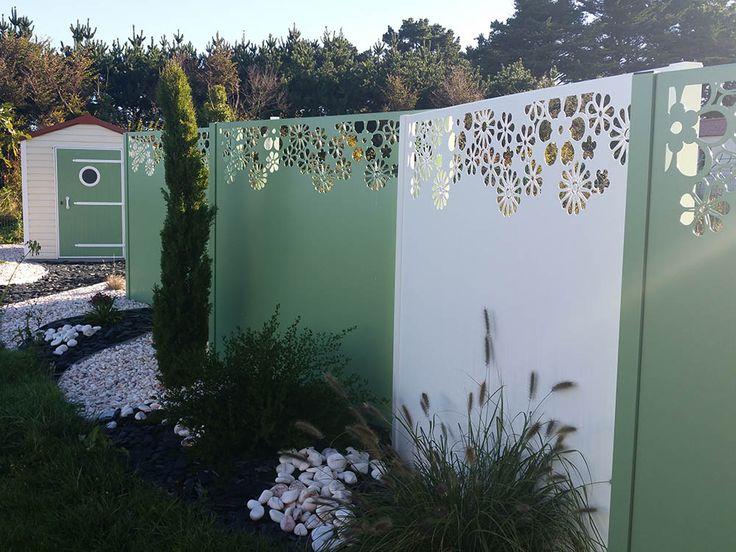 Panneaux d coratifs gamme nature ambellya ambiances - Panneau metallique decoratif ...