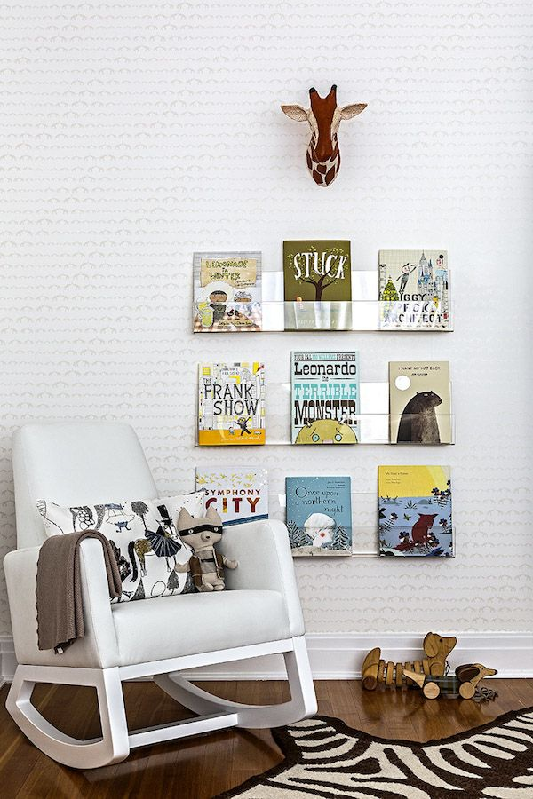 Best Clever & Cute Bookshelves for Kids' Rooms