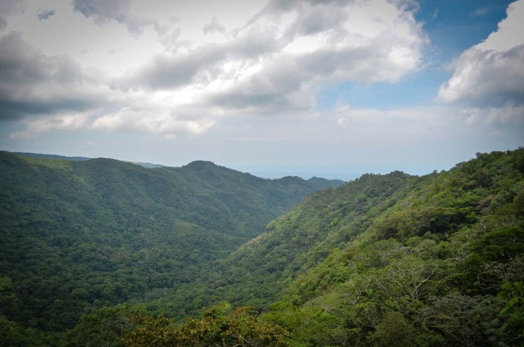 Parque Nacional El Imposible   El Salvador