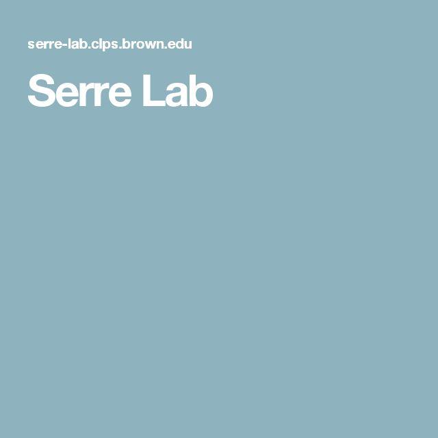 Serre Lab