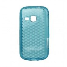 Forro Galaxy S3 Mini MiniGel Diamonds - Azul Claro  Bs.F. 25,15