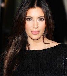 Celebrity Kim Kardashian don marry